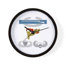 CIB Pathfinder Airborne Air Assault Wall Clock