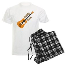 My Daddy Rocks Pajamas