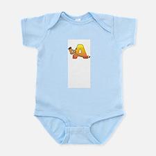 "Animals ""A"" Infant Creeper"