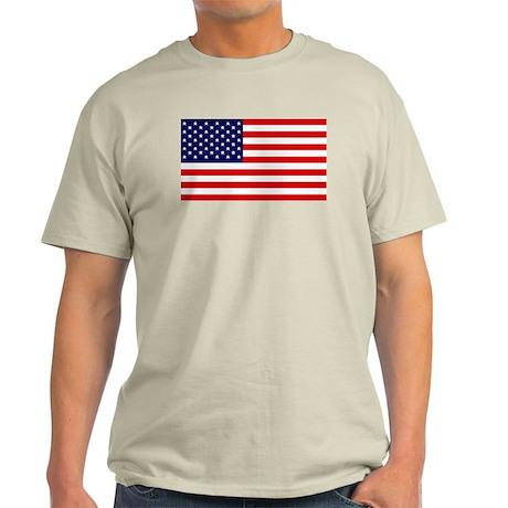 Grey United We Stand T-Shirt