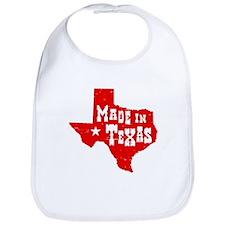 Made in Texas Bib