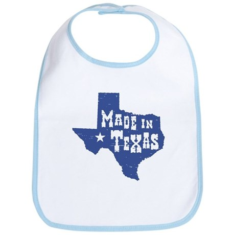 Made in Texas Bib