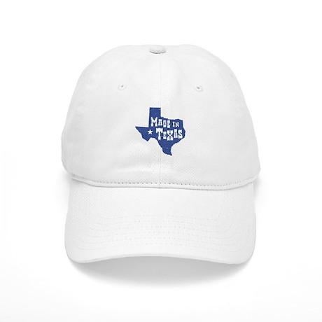Made in Texas Cap