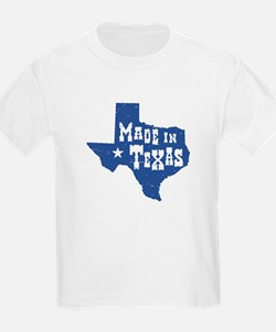 Made in Texas Kids T-Shirt
