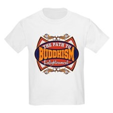 Buddhism Path to Enlightenment T-Shirt