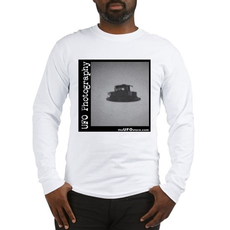 UFO Photography 4 Long Sleeve T-Shirt