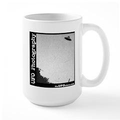 UFO Photography 5 Large Mug