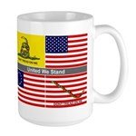 Large United We Stand Mug