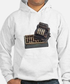 Tallying Business Finances Hoodie