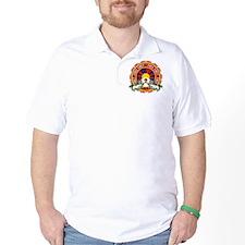 Free Tibet Snow Lions T-Shirt
