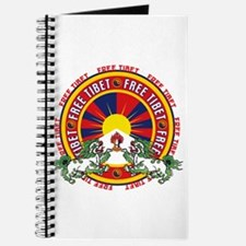 Free Tibet Snow Lions Journal
