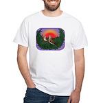 Nesting Doves White T-Shirt