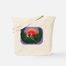 Nesting Doves Tote Bag