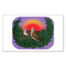 Nesting Doves Decal