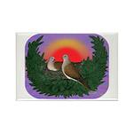 Nesting Doves Rectangle Magnet (100 pack)