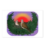 Nesting Doves Postcards (Package of 8)