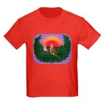 Nesting Doves Kids Dark T-Shirt