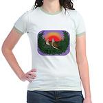 Nesting Doves Jr. Ringer T-Shirt