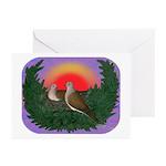 Nesting Doves Greeting Cards (Pk of 20)