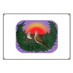Nesting Doves Banner