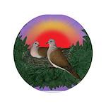 "Nesting Doves 3.5"" Button (100 pack)"
