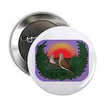 "Nesting Doves 2.25"" Button"