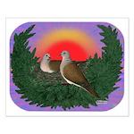 Nesting Doves Small Poster