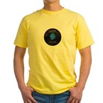 Home Sick Earth Yellow T-Shirt
