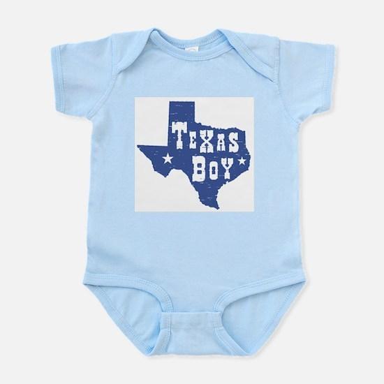 Texas Boy Infant Creeper
