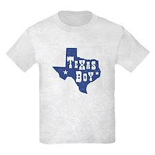 Texas Boy Kids T-Shirt