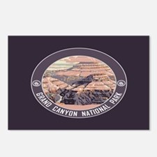 Grand Canyon NP Postcards (Package of 8)