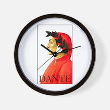 Dante Wall Clock