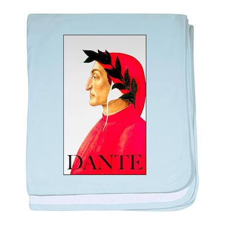 Dante baby blanket