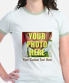 Custom Photo and Text T