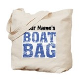 Boating Regular Canvas Tote Bag