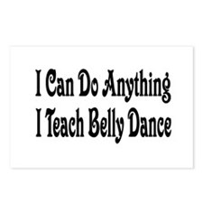Cute Belly dance Postcards (Package of 8)