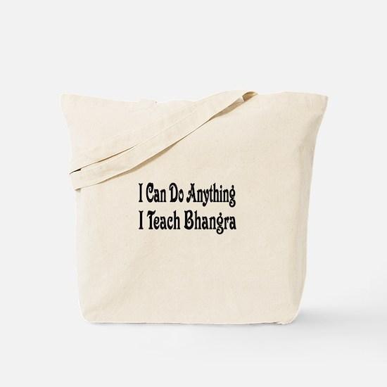 Cute Bhangra Tote Bag