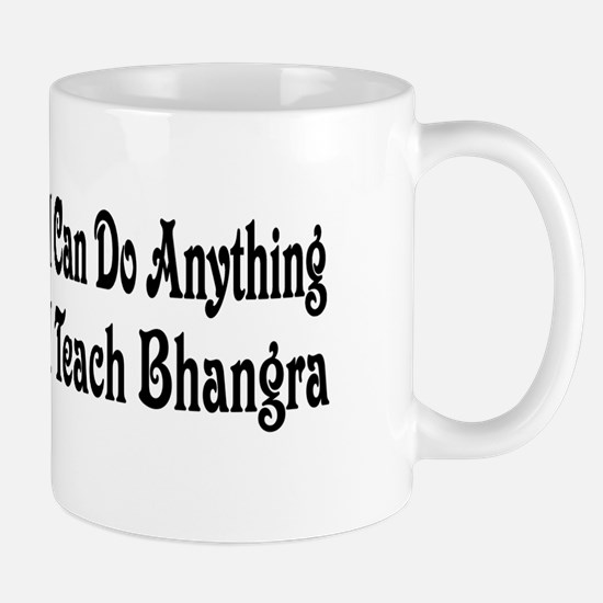 Cute Bhangra Mug