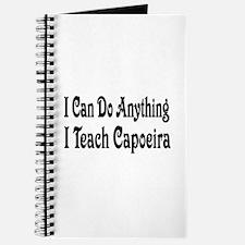 Cute Capoeira Journal