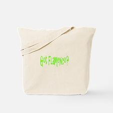 Unique Flamenco Tote Bag