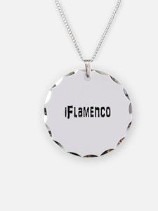 Unique Flamenco Necklace