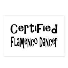 Cool Flamenco Postcards (Package of 8)