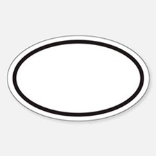 Design Your Own Euro Oval Sticker (Coming Soon!)