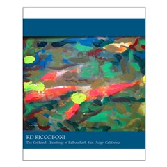 The Koi Pond Posters