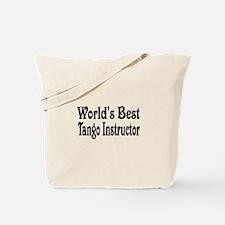 Cute Tango Tote Bag