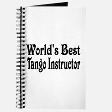 Cute Tango Journal