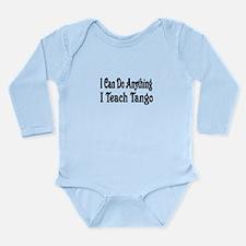 Cool Tango Long Sleeve Infant Bodysuit