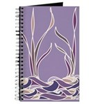 Lavender Sunset Marsh Journal