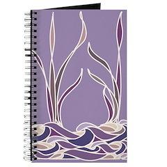 Lavender Sunset Marsh Journal