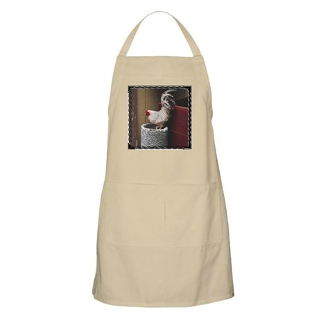 Rooster Gone Bad BBQ Apron